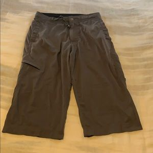 Women's 5 pocket Prana Capri Knicker pants Small